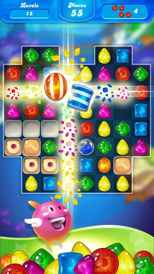 Android App Review: Gummy Soda: Puzzle Adventure | GiveMeApps