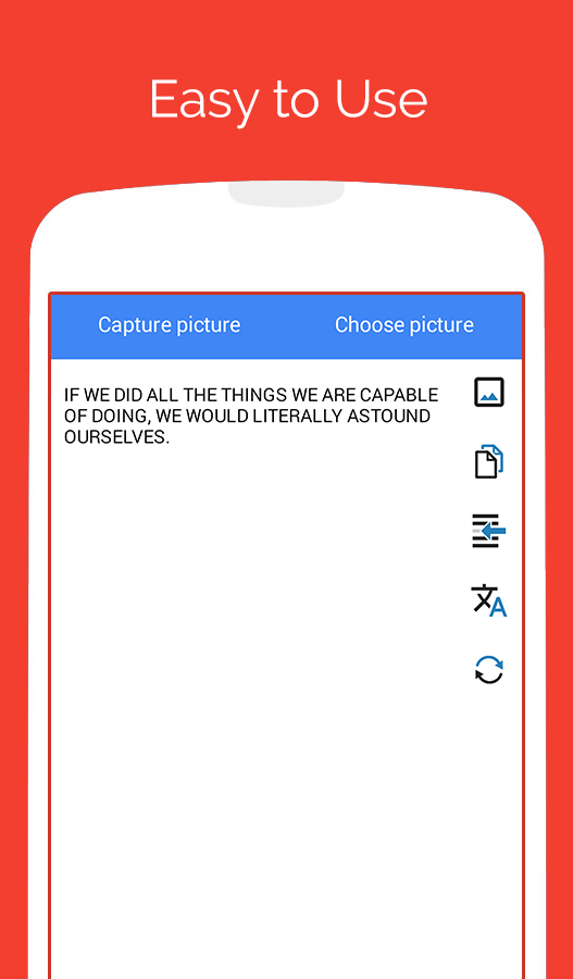 Android App Review: Image To Text (OCR Scanner) | GiveMeApps