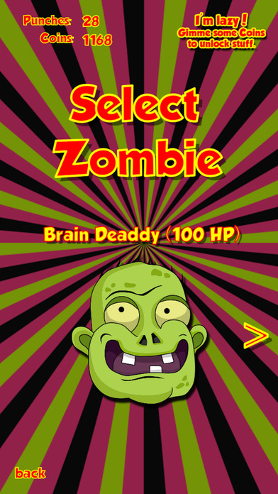 iPhone/iPad App Review: Super Zombie Puncher | GiveMeApps