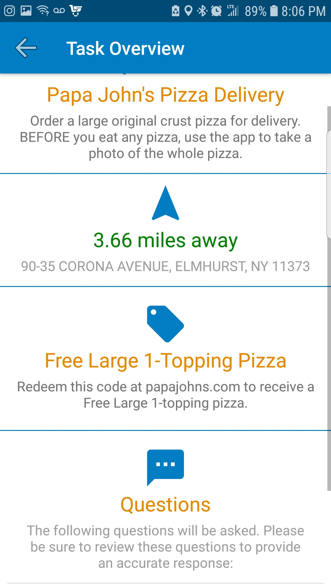 app shopper for android