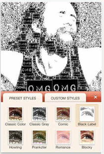 iPhone/iPad App Review: WordFoto | GiveMeApps