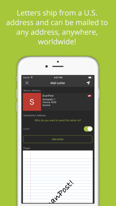 iPhone/iPad App Review: ScanPost | GiveMeApps